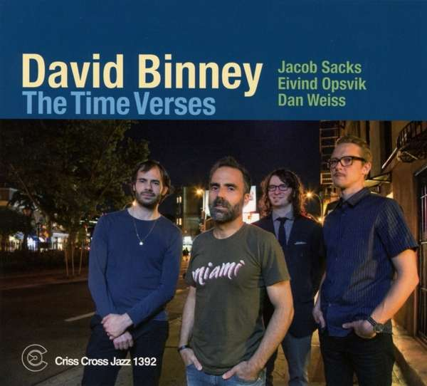 cover binney time