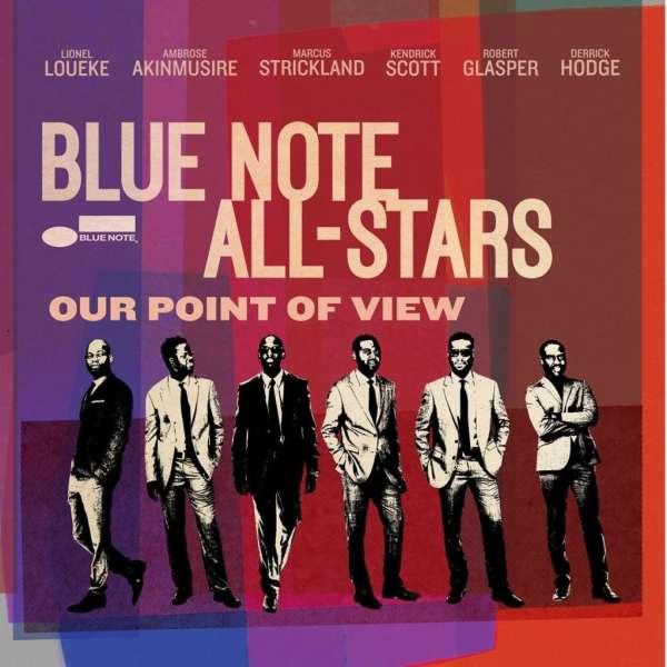 cover blue note allstars