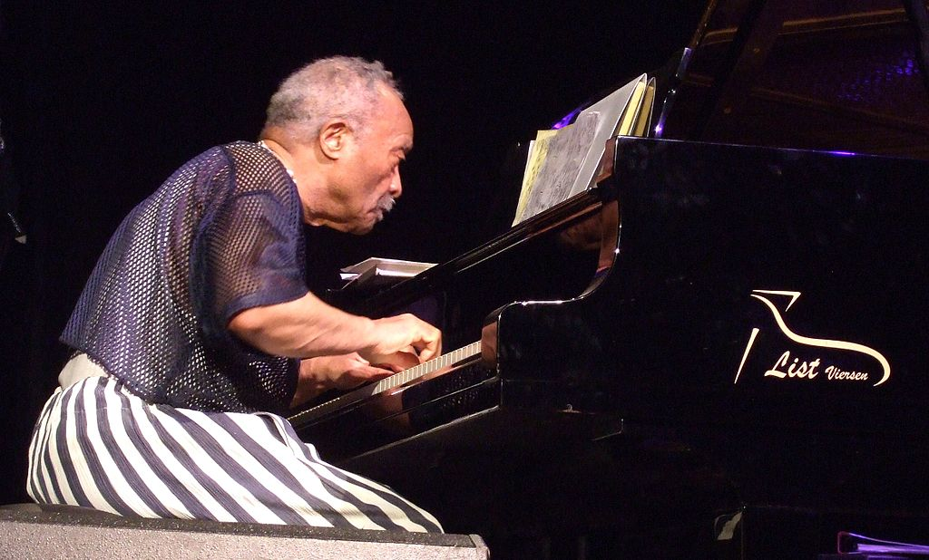Cecil Taylor Andy new